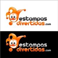 Estampas Divertidas, Logo, Loja virtual