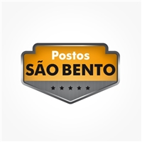 POSTO SAO BENTO, Logo, POSTO DE COMBUSTIVEL