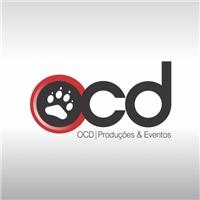 OCD Produçoes e Eventos, Logo, Organizaçao de Eventos e festas.