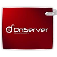 OnServer - Soluçoes Corporativas, Logo, Hospedagem de Sites