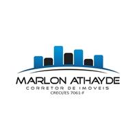 Marlon Athayde, Logo, Corretor de Imóveis