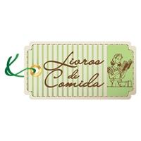 Livros de comida, Logo, E-commerce especializado em livros de gastronomia