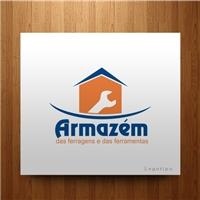 Armazém das Ferragens e Ferramentas Ltda, Logo, Construção & Engenharia