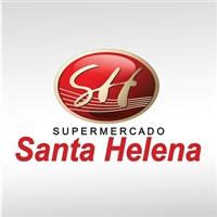 Supermercado Santa Helena, Logo, Mercado