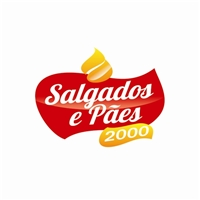 SALGADOS E PAES 2000, Logo, SALGADOS FRITOS E ASSADO, PAES, EMPADAS E MINI PIZZAS