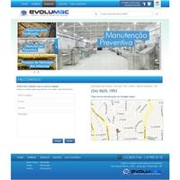 EvoluMac - Indústria e Comércio de Máquinas para Panificaçao, Embalagem (unidade), Metal & Energia