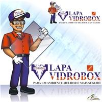 LAPA VIDROBOX, Anúncio para Revista/Jornal, VIDREIRO/ VIDROS TEMPERADOS