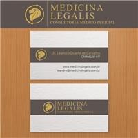 Medicina Legalis Consultoria, Papelaria (6 itens), Consultoria de Negócios