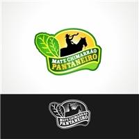 Mate, Chimarrao  Pantaneiro - Logotipo para refrigerante, Logo, Metal & Energia