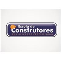 ESCOLA DE CONSTRUTORES - qualificaçao profissional, Logo, Construção & Engenharia