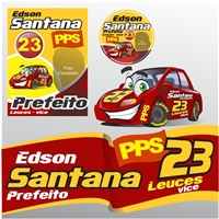santana, Anúncio para Revista/Jornal, Consultoria de Negócios