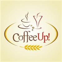 Coffee Up !, Logo e Cartao de Visita, Alimentos & Bebidas