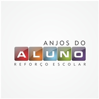 ANJOS DO ALUNO - Reforço Escolar, Logo e Cartao de Visita, Educação & Cursos