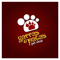 GARRAS E PATAS, Logo, Animais