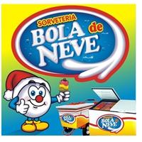 Sorveteria Bola de Neve, Anúncio para Revista/Jornal, frabicantes de sorvetes para venda no atacado e no varejo