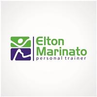 Elton Marinato, Logo, Personal Trainer