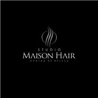 ESTUDIO MAISON HAIR, Logo e Cartao de Visita, Beleza