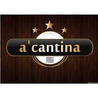 A'CANTINA - LANCHONETE E SORVETERIA, Logo, Alimentos & Bebidas
