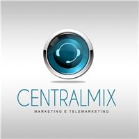 CENTRAL MIX, Logo e Cartao de Visita, Computador & Internet