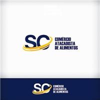 SC COMERCIO ATACADISTA DE ALIMENTOS LTDA, Layout Web-Design, Alimentos & Bebidas