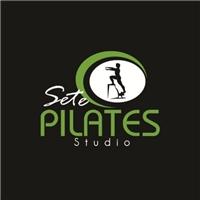 Sete Pilates Studio, Logo, Saúde & Nutrição