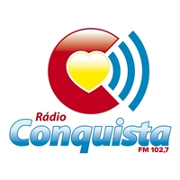 Rádio Conquista FM, Tag, Adesivo e Etiqueta, Marketing & Comunicação