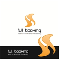 Full Booking, Logo e Cartao de Visita, Viagens & Lazer