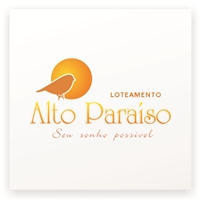 Loteamento Alto Paraiso, Logo, Imóveis