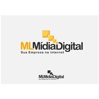 ML Mídia Digital, Logo, Computador & Internet
