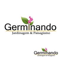 Germinando Jardinagem e Paisagismo, Logo, Decoração & Mobília