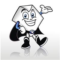 Mascote Absoluto, Anúncio para Revista/Jornal, Consultoria de Negócios