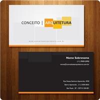 CONCEITO & ARQUITETURA, Sugestão de Nome de Empresa, Arquitetura