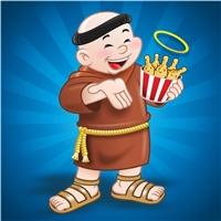 HOLY (NOME PRINCIPAL) FRANGO CROCANTE (SECUNDARIO), Folheto ou Cartaz (sem dobra), Alimentos & Bebidas