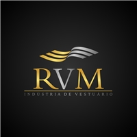 RVM Indústria do Vestuário, Logo, Confecçao de uniformes de alta qualidade