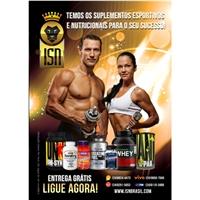 Panfleto para empresa de suplementos esportivos e nutricionais., Papelaria + Manual Básico, Saúde & Nutrição