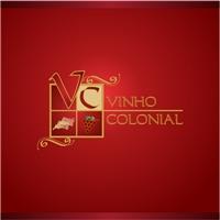 Vinho Colonial, Logo e Cartao de Visita, Alimentos & Bebidas