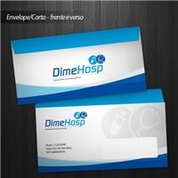 DIME HOSP DISTRIBUIDORA DE MATERIAIS MÉDICOS, Layout Web-Design, Saúde & Nutrição