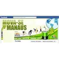 Mova-se Manaus, Redesign de site, Marketing & Comunicação