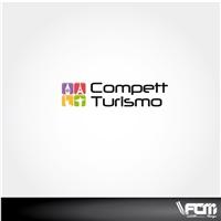 Compett Turismo, Logo, Viagens & Lazer