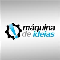 MAQUINA DE IDEIAS, Logo, Planejamento de Eventos e Festas