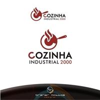 Cozinha Industrial 2000, Logo, Alimentos & Bebidas