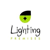 Lighting Premises, Logo, Decoração & Mobília