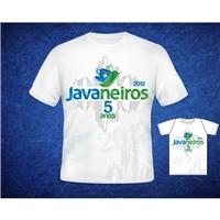 Javaneiros 2012 - camiseta para evento, Ajuste de Arte - Até 1 hora, Computador & Internet