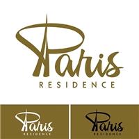 Paris Residence, Logo e Cartao de Visita, Construção & Engenharia