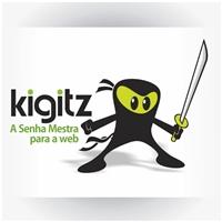 Mascote para Kigitz, Anúncio para Revista/Jornal, Segurança & Vigilância