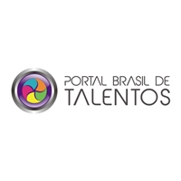 PORTAL BRASIL DE TALENTOS, Logo e Cartao de Visita, Marketing & Comunicação