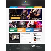 Quatro Estaçoes Arte e Entretenimento, Logo em 3D, Planejamento de Eventos e Festas