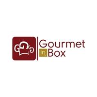 Gourmet in Box, Logo, Alimentos & Bebidas