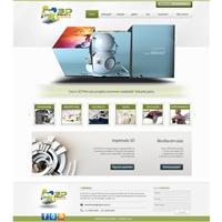 IMPRESSAO EM 3D, Logo em 3D, Consultoria de Negócios