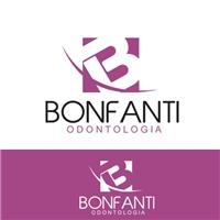 BONFANTI Odontologia, Logo, Saúde & Nutrição